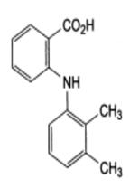 Determination of Mefenamic Acid in Pharmaceutical Drugs and